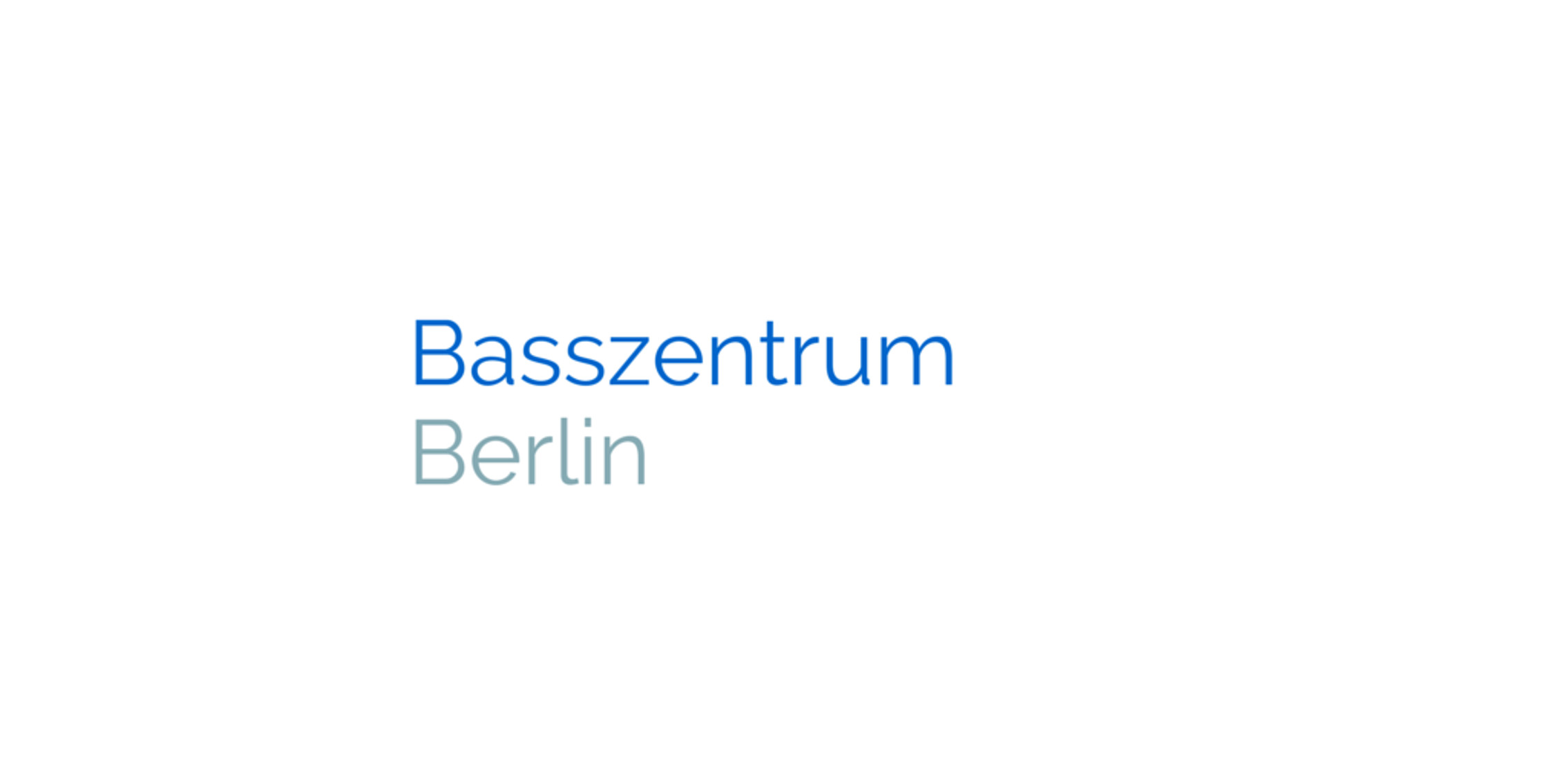 Basszentrum Berlin